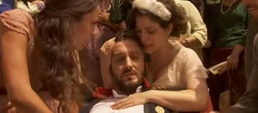 La morte di Tristan i guai di Francisca
