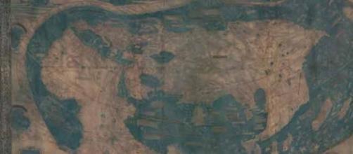 Mapa confeccionado por Henricus Martellus