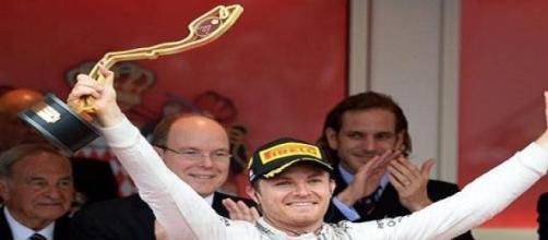 Nico Rosberg, 3ª vitória em Mônaco consecutiva