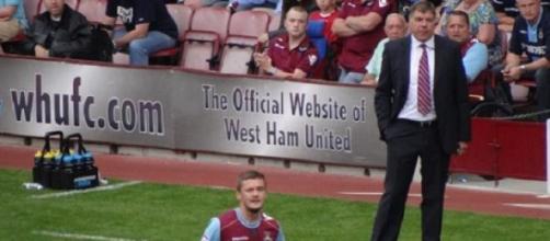 Sam Allardyce leaving West Ham was 'mutual'