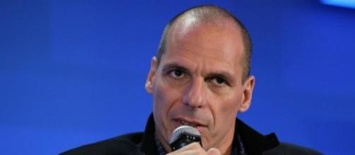 Yannis Varoufakis,ministro delle finanze in Grecia