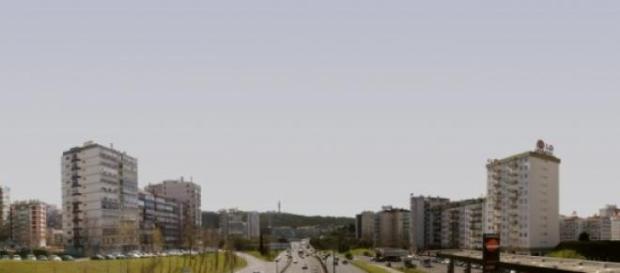 Acidente ocorreu no sentido Benfica-Aeroporto