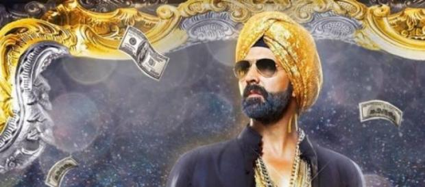 Akshay Kumar in Singh Is Bling