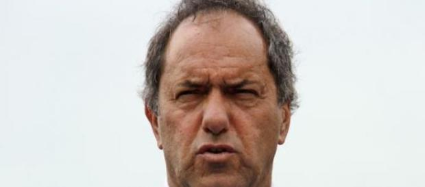 Daniel Scioli, gobernador de la Provincia