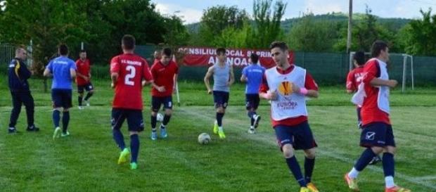 FC Aninoasa se pregăteşte de baraj