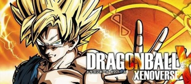 Goku en Dragon Ball: Xenoverse