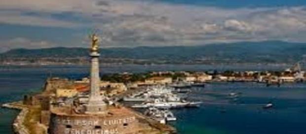 La città dello stretto, Messina