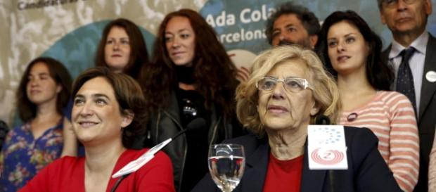les femmes politiques espagnoles