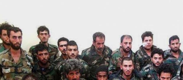 Luptatori ai Statului Islamic