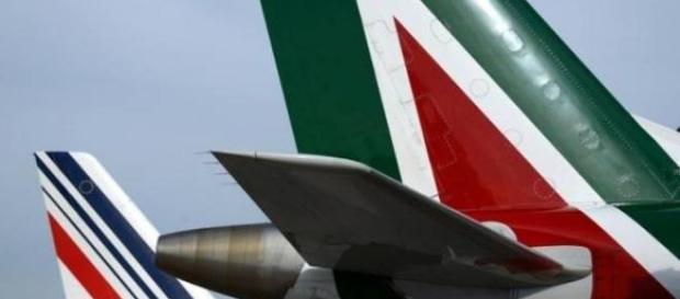 Sciopero Alitalia e addetti di Fiumicino
