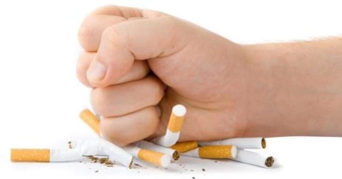 Quando un fumatore smette di fumare diventa ex fumatore
