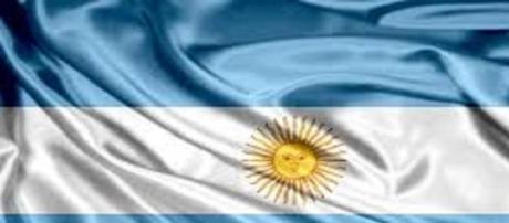 Bandera de la República Argentina