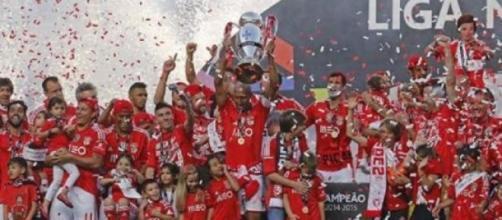 6 jogadores do Benfica no melhor 11 da Liga NOS