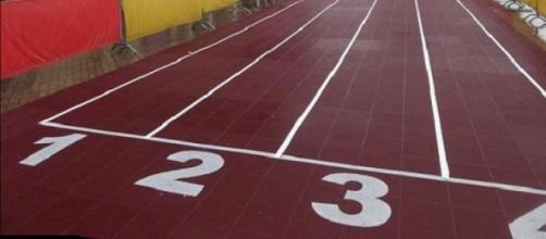 Asher-Smith broke the British women's 100m record