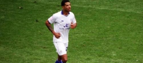 Beckford scored a hat-trick for Preston v Swindon
