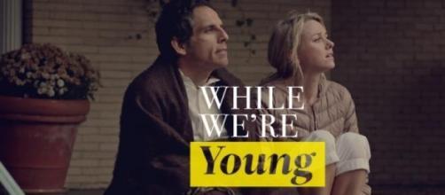 El film Mientras somos jóvenes