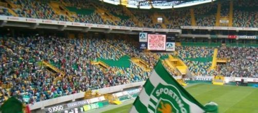 Estádio José de Alvalade, em Lisboa