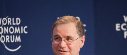 Ignazio Visco al World Economic Forum