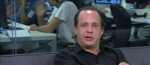 Lucas Carrasco en un programa