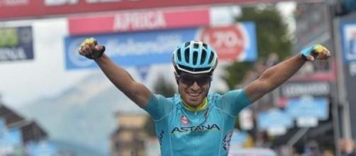 Mikel Landa remporte la 16e étape du Giro !