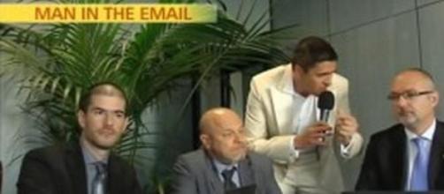Moreno Morello di striscia la notizia