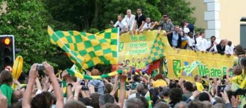 Norwich City, Premier Ligue