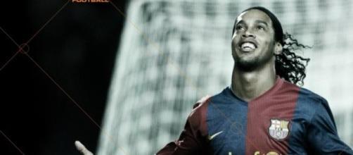 Ronaldinho connaît bien Barcelone.