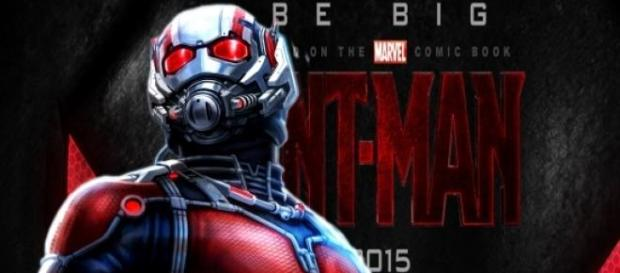 Ant-Man, un superhéroe no tan diminuto