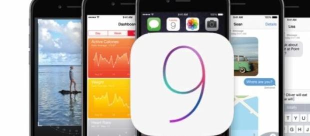 Fotocamera iPhone 6s e iOS 9 con aggiornamento