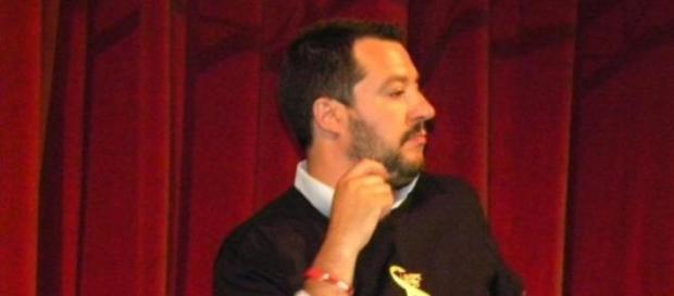 Matteo Salvini - foto Simona Pagliarini