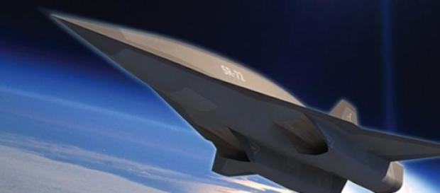 Noul avion spion SR-72 avionul secolului XXI