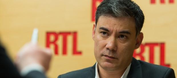 Olivier Faure - porte parole du parti socialiste