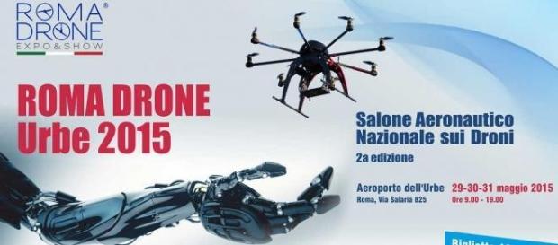 Roma Drone Expo&Show 2015