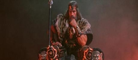 Conan will have to face the challenges of old age