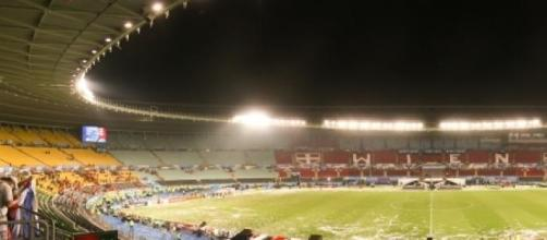 Estádio Ernest Happel, em Viena