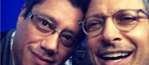 It's a happy return for Mr. Goldblum