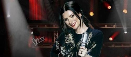 Laura Pausini coach de La Voz Telecinco 2015