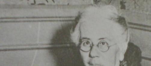 Rosario Vera Peñalosa fundó el 1º jardín en 1900