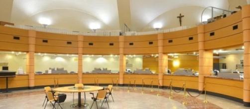 Salone centrale dello IOR