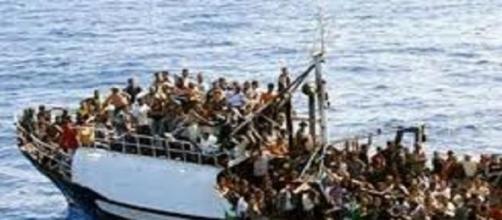 Várias pessoas sonham chegar à Europa
