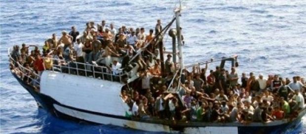 7000 inmigrantes en sólo 4 días