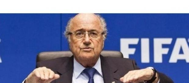 Blatter non è stato arrestato