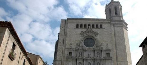Catedral de Girona - Imagen CC-by-sa J. Renalias