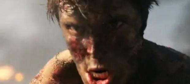 Diogo Morgado na série 'The Messengers'