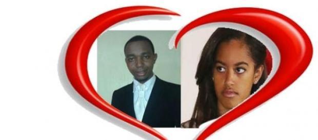 el abogado keniano está profundamente enamorado