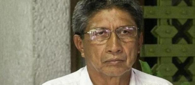 Jairo Martinez est mort suite aux bombardements.