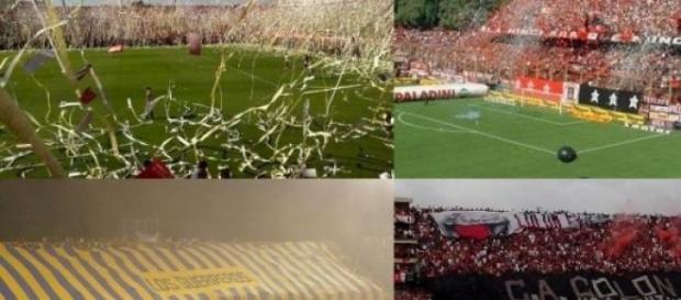 Los clubes de Santa Fe se preparan para su Copa.