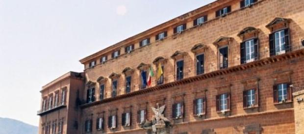 Palazzo dei Normani, sede dell'Assemblea regionale