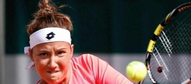 Paula Kania odpada w II rundzie Roland Garrosa.