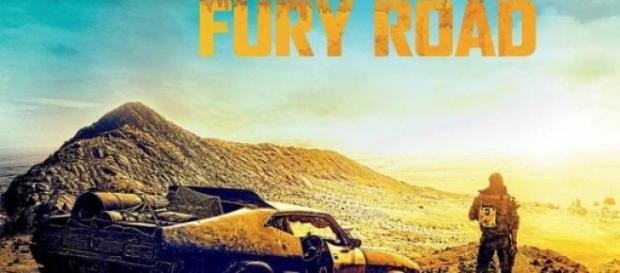 Poster for Mad Max: Fury Road via IMDB